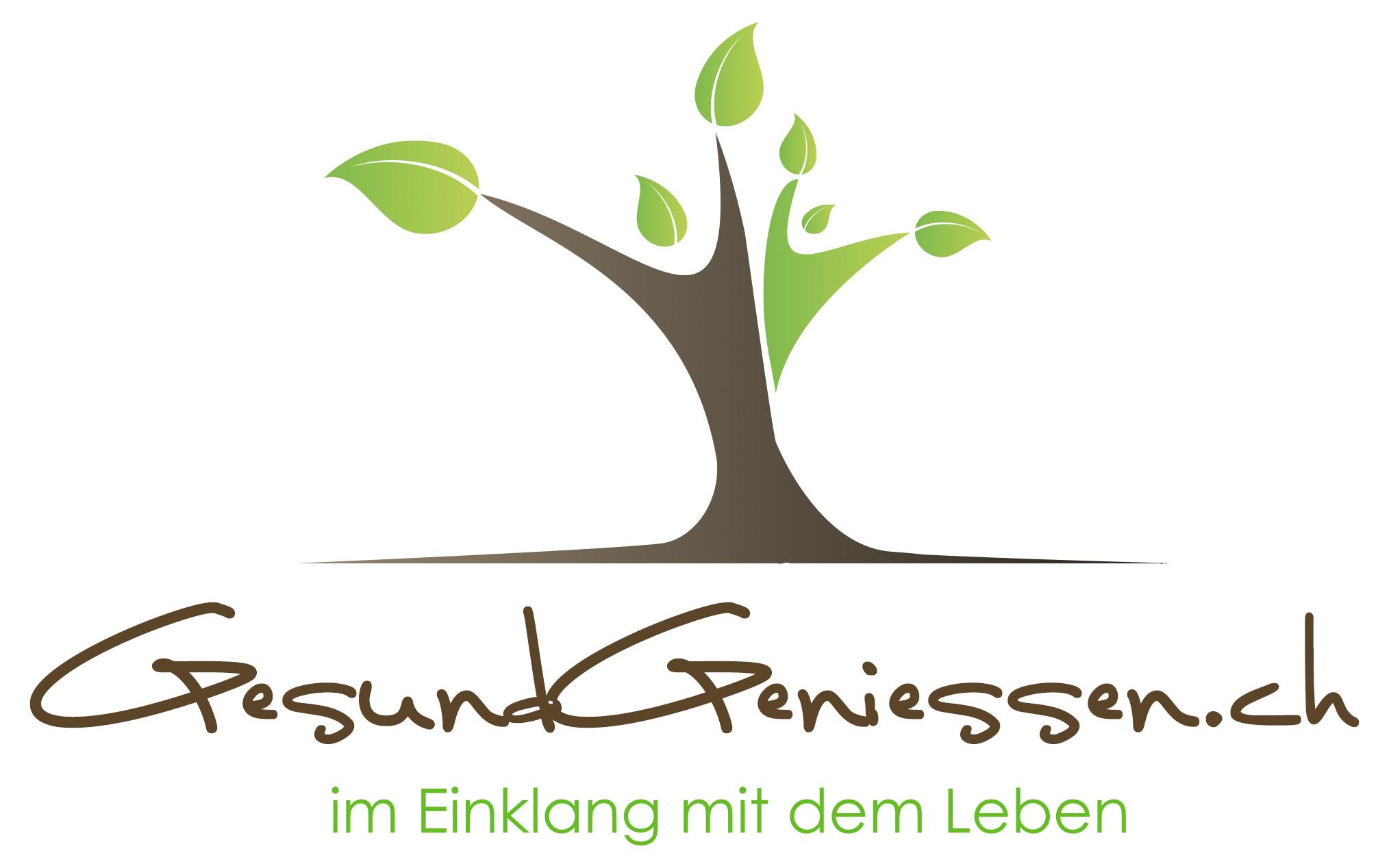 GesundGeniessen.ch Logo